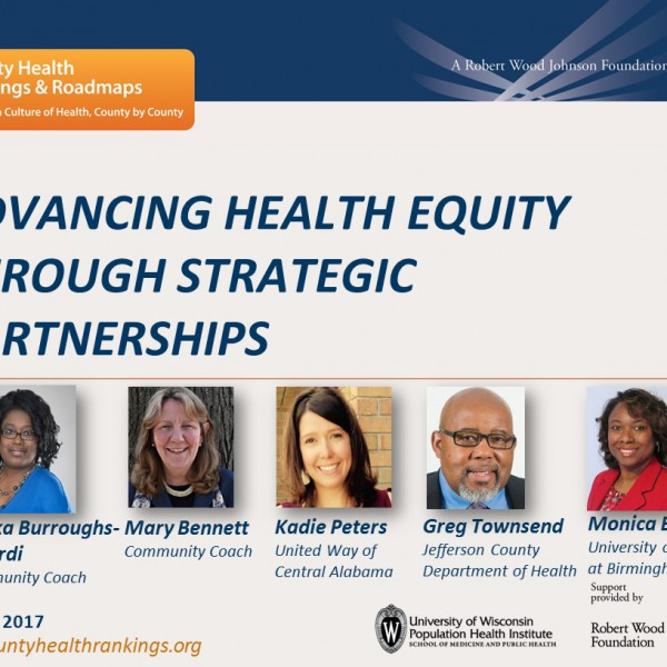 Advancing Health Equity Through Strategic Partnerships